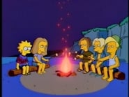 The Simpsons Season 7 Episode 25 : Summer of 4 Ft. 2