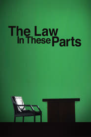 Poster for The Law in These Parts