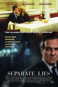Watch Separate Lies 2005 Free Online