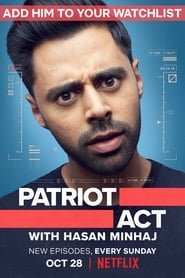 Patriot Act with Hasan Minhaj Season 1