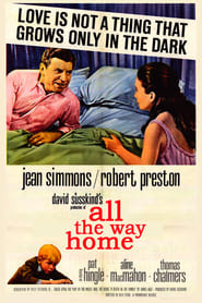 Poster All the Way Home 1963