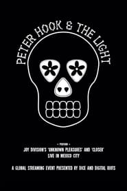Peter Hook & The Light: Live in Mexico City (2021)