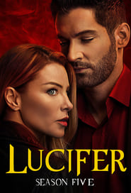 Lucifer - Season 5 poster