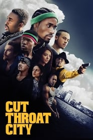 Cut Throat City (2020) Hindi Dubbed
