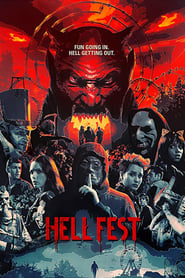 Poster Hell Fest 2018