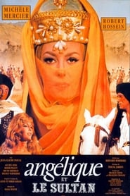 Poster Angelique and the Sultan 1968