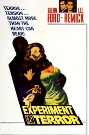 Poster for Experiment in Terror