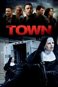 Poster for the movie, 'The Town'