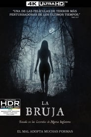 La Bruja Película Completa HD 720p [MEGA] [LATINO] 2016