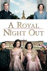 Poster A Royal Night Out 2015
