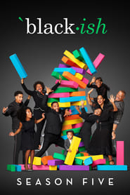 black-ish - Season 5 poster