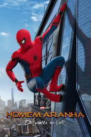 Filme – Homem-Aranha: De Volta ao Lar Dublado
