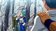 He Who is of Saiyan Blood: Trunks's Resolve