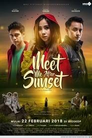 Poster Meet Me After Sunset 2018