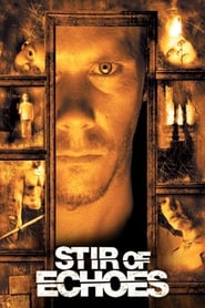 Poster Stir of Echoes 1999