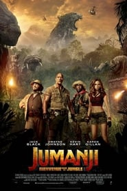 Jumanji : Bienvenue dans la jungle - Regarder Film Streaming Gratuit