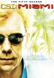 CSI: Miami - Season 5 poster