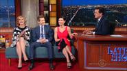 The Late Show with Stephen Colbert Season 1 Episode 131 : Julianna Margulies, Christine Baranski, Matt Czuchry, Hank Azaria, Phil Knight