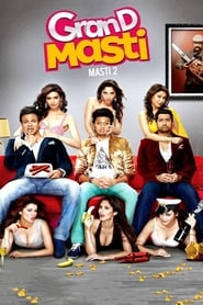 Grand Masti 2013 Hindi Movie NF WebRip 250mb 480p 800mb 720p 2.5GB 4GB 1080p