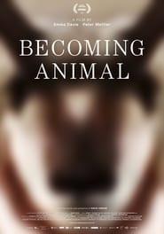 Poster Becoming Animal