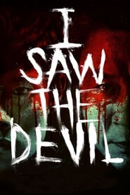 Poster for I Saw the Devil