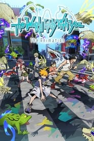 The World Ends With You: The Animation (2021) poster
