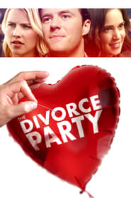 Poster for The Divorce Party