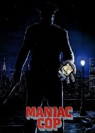Poster Maniac Cop 1988