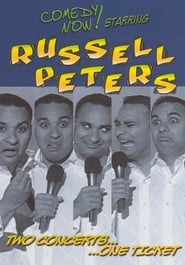 Russell Peters: 2 concerts, 1 ticket