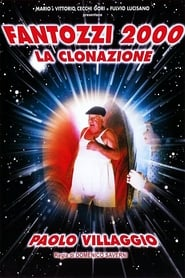 Poster Fantozzi 2000 - The Cloning 1999