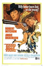 Poster Young Billy Young 1969