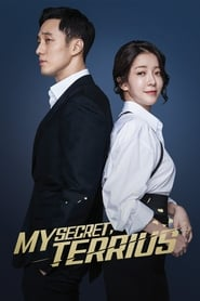 Poster My Secret, Terrius 2018