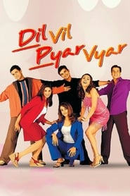 Dil Vil Pyar Vyar 2002 Hindi Movie AMZN WebRip 400mb 480p 1.3GB 720p 4GB 7GB 1080p