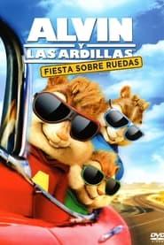 Alvin y las ardillas: Fiesta sobre ruedas en cartelera