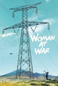 Poster Woman at War