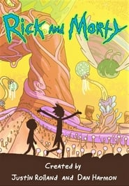 Rick and Morty Temporada 1 Completa Web-dl 1080 Dual Latino-Ingles