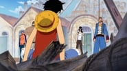 One Piece Season 8 Episode 239 : The Straw Hat Pirates are the Culprits? The Protectors of the City of Water!