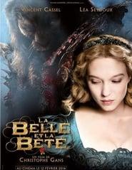 Locandina del film La bella e la bestia
