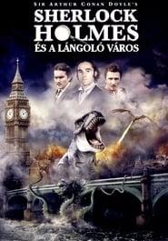Sherlock Holmes és a lángoló város