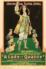 A Lady of Quality 1924
