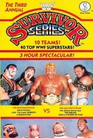 WWE Survivor Series 1989