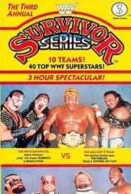 WWE Survivor Series 1989
