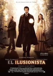 El ilusionista Poster