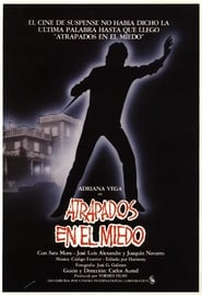 Poster Atrapados en el miedo 1985
