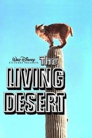 The Living Desert (1953) Poster