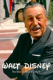 DVD cover image for Walt the man behind the myth