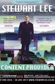 Stewart Lee: Content Provider (2018)