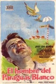 El hombre del paraguas blanco 1958