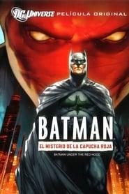 Batman misterio de capucha roja