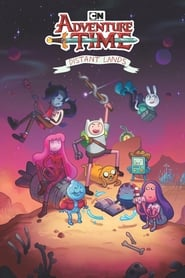Image Adventure Time Distant Lands